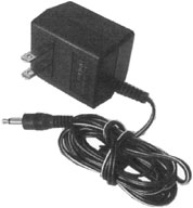 EasyDCC Wall Transformers, the 12VAC