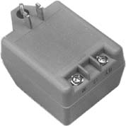 EasyDCC Wall Transformers, the 12VT