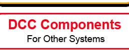 CVP Products DCC Components for Other Systems