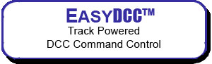 CVP EasyDCC Track Powered DCC Command Control